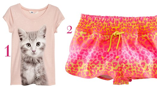 Lieblings-Animal-Outfit