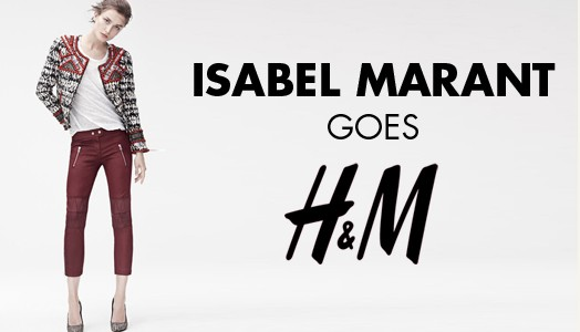 Isabel Marant goes H&M