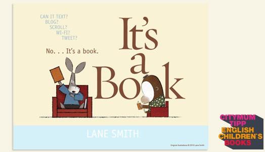 It`s a book