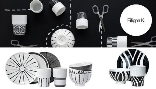 black and white by Filippa K