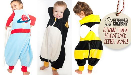 Zieht euch warm an – mit penguinbag