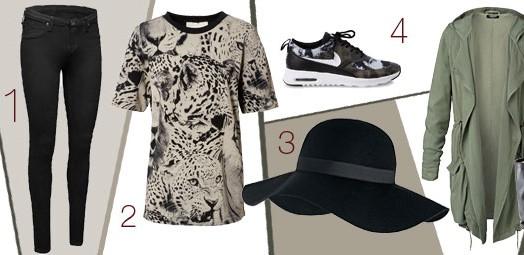 Mein Lieblings-Outfit für den Wochenend-Einkauf
