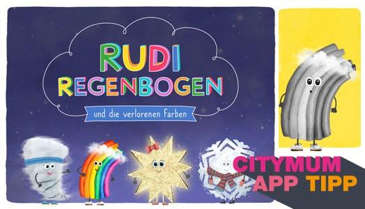 Rudi Regenbogen und die verlorenen Farben