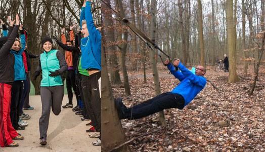 Bootcamp mit Andje – Woche 1