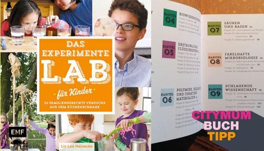 Experimente Lab für Zuhause