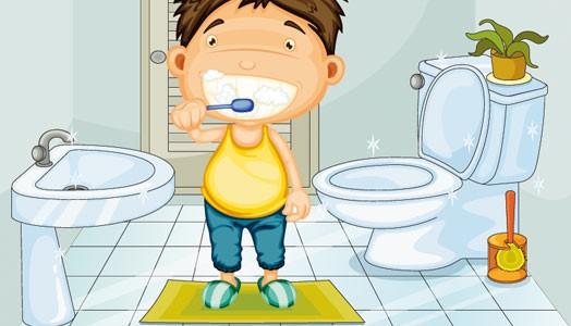 Die Musik-Zahnbürste