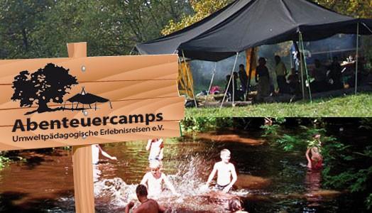 Abenteuercamp DIE Alternative zur Ferien-Betreuung
