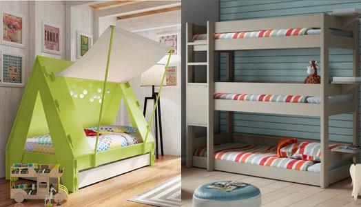 Das Trippel-Bett