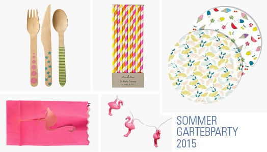 Sommerparty mit smallable