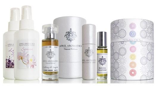 April Aromatics  – wenn Kosmetik zu Lifestyle wird