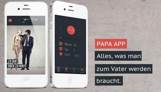 Papa App – Vater werden und die Nerven behalten