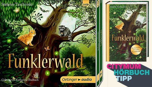 Funklerwald der Hörbuchtipp