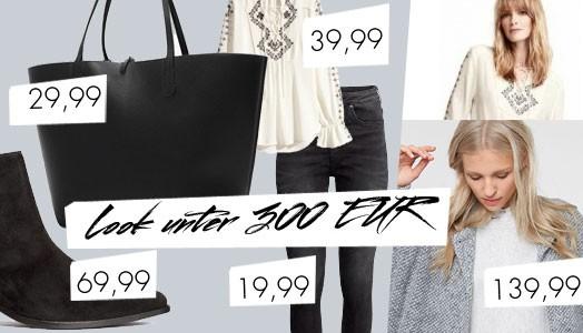 Mein Lieblings-Look unter 300,- €