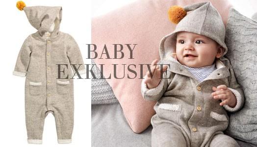 Die exklusive Baby Kollektion 2015 von H&M
