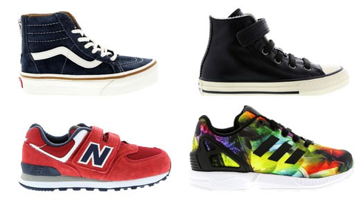 Fall(ing) in Love with Sneakers