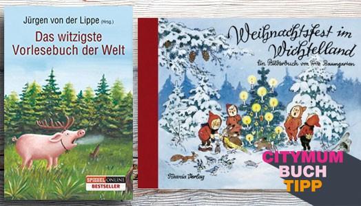 Wunderschöne Weihnachts-Bücher im citymum Buchtipp