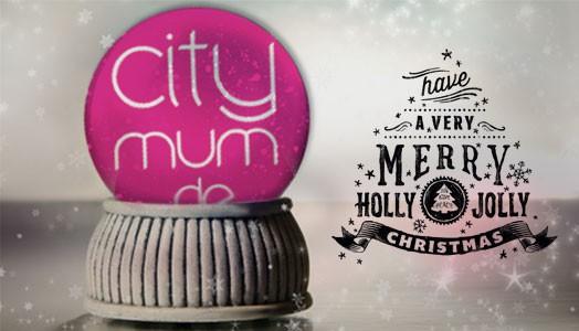 Frohe Weihnachten wünscht Citymum