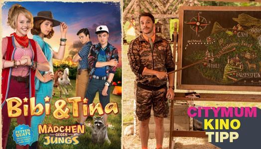 Bibi und Tina – Mädchen gegen Jungs