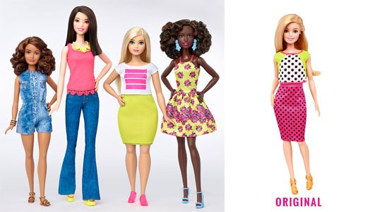 Barbie politisch korrekt?