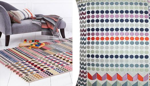 Tür auf – Farbe & Design by Margo Selby rein!