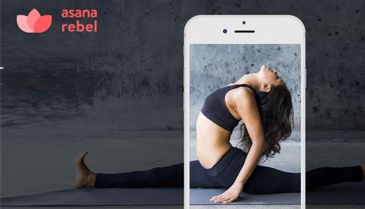 Yoga-Revolution per App