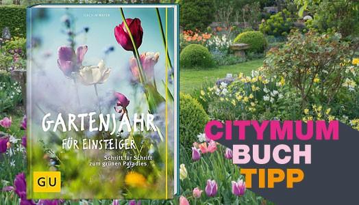 Daumen hoch für dieses Einsteiger-Gartenbuch