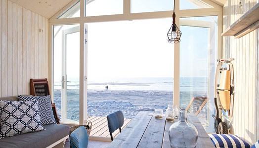 Strandhuisjes – der citymum Reisetipp
