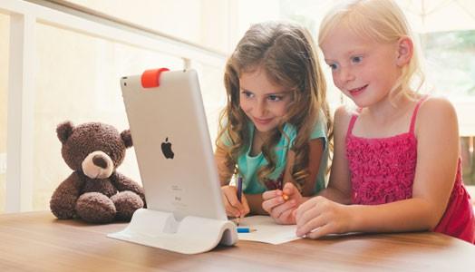 Spielen am iPad? Jaaa - mit Osmo von GRAVIS
