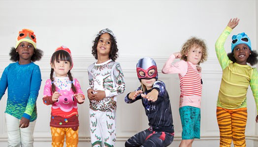 Kid them all – Pyjama Party deluxe