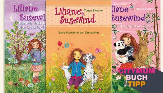 Liliane Susewind – jetzt für Leseanfänger