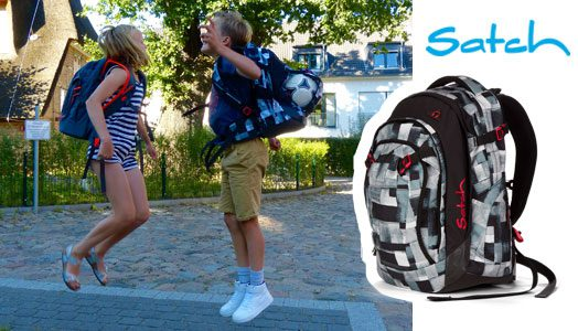 Snap Satch – der Kids-Trend 2.0
