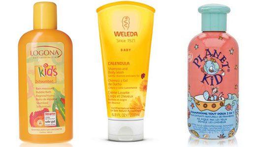Zipp, Zapp, Haare ab? Kinder-shampoo im Test: