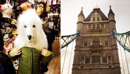 London – eine Reise mit Kindern