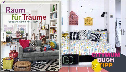 Raum für Träume – der Citymum Buchtipp