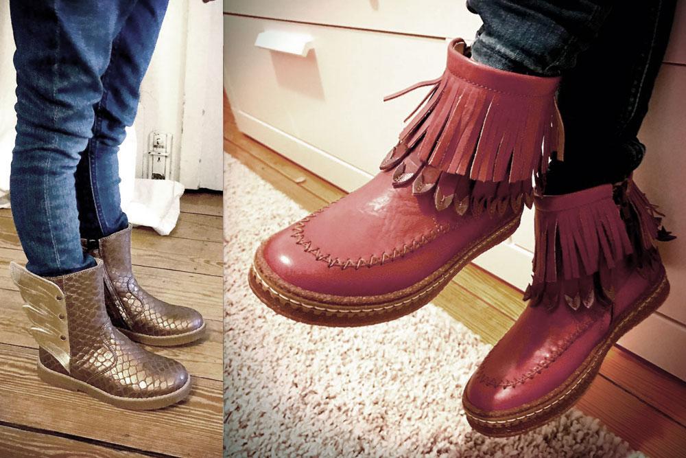 Stiefel von Ocra