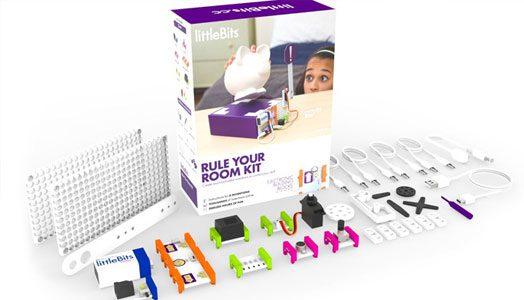 Little Bits Room Kit oder wie ärgere ich meinen Bruder
