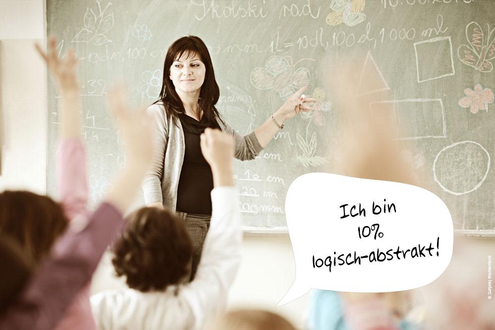 schule und lerntypen