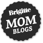 Brigitte Mum Button