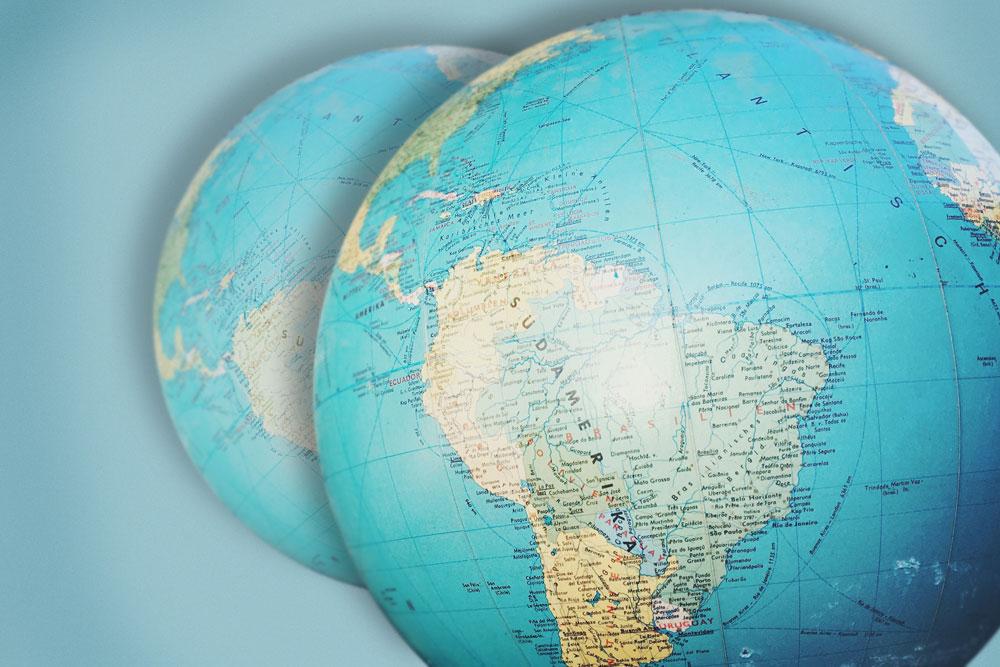 Schüleraustausch Globus