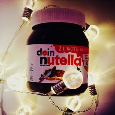Nutella-Slime